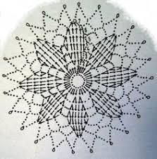 Znalezione obrazy dla zapytania bombki na szydelku schematy
