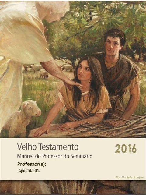 As Tontas Vão Ao Céu: Capa para Pasta de Aulas - O Velho Testamento (sem...