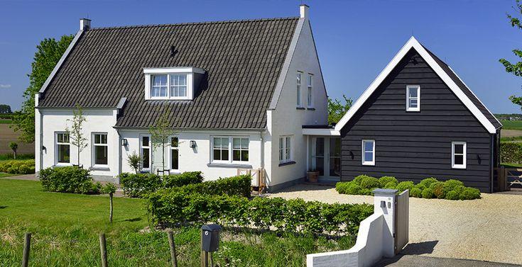 Woningen met een romantische bouwstijl - Z-wonen