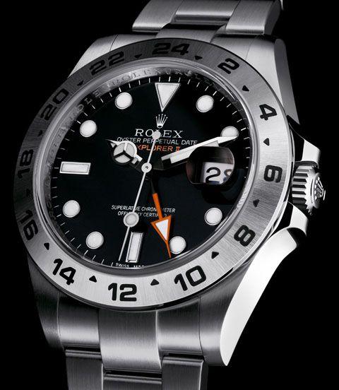 Rolex Explorer 2 ref 216570