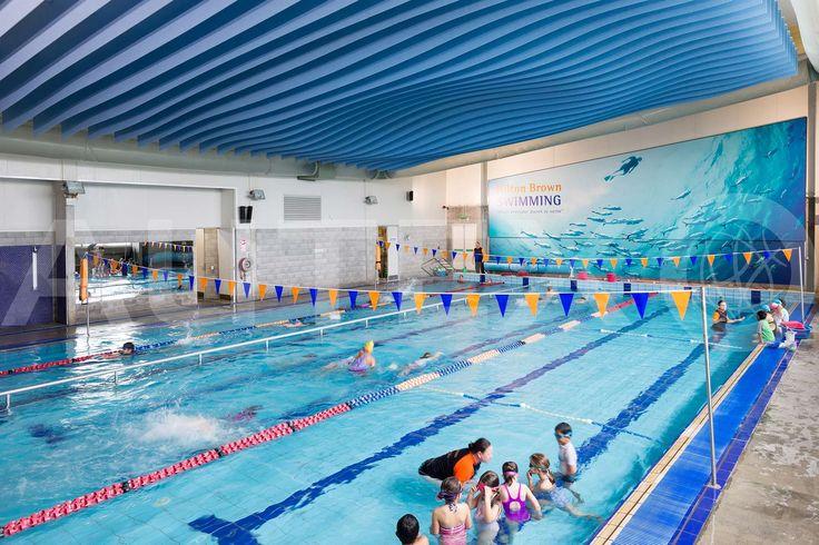 43 best quietspace 3d ceiling tiles images on pinterest for Pool design auckland