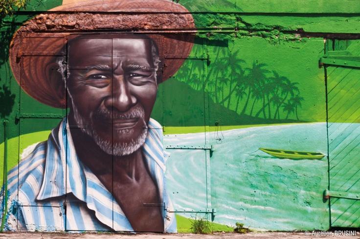GRAFFITIS PEYI - Guadeloupe