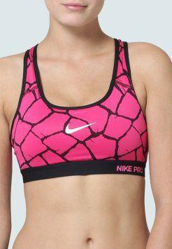Nike Performance - PRO CLASSIC - Soutien-gorge de sport - vivid pinl/black/white