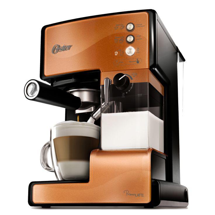 Cafetera Prima Latte cobre 6601C. Oster.