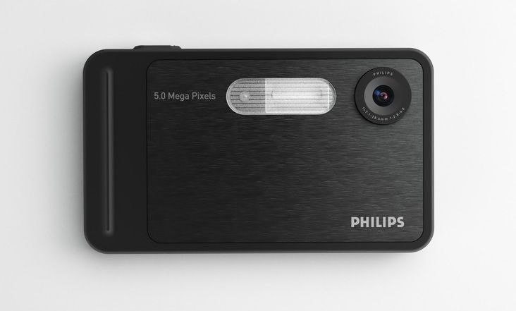 Philips ultra slim camera.