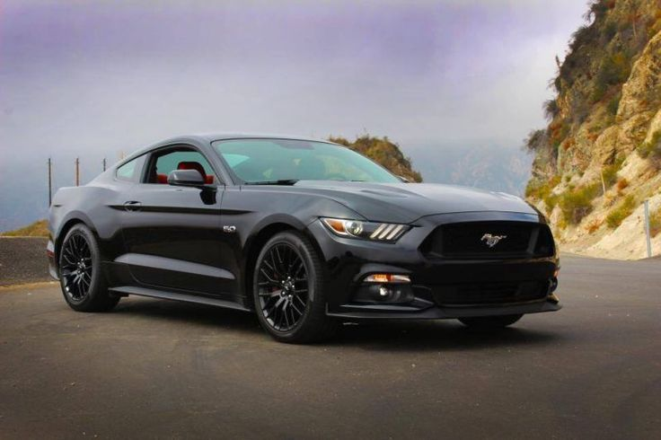 Best Of 2016 ford Mustang V6 Turbo