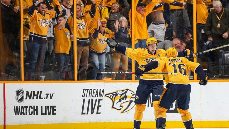 The most up-to-date breaking news for the Nashville Predators including highlights, roster, schedule, scores and archives.