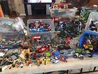 Huge Lot LEGOS Parts Pieces Mini Figs Hobbit More Garage Sale Find! Huge!