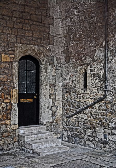 26/1/12 - This door is in the Tower of London, building first began in the year of 1080 so that makes part of the tower of London 932 years old,  it has also had some famous residents such as Guy Fawkes, Lady Jane Grey and Queen Anne Boleyn.