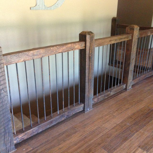 iron stair railing staircase railings rod fence repair wrought installation for front porch