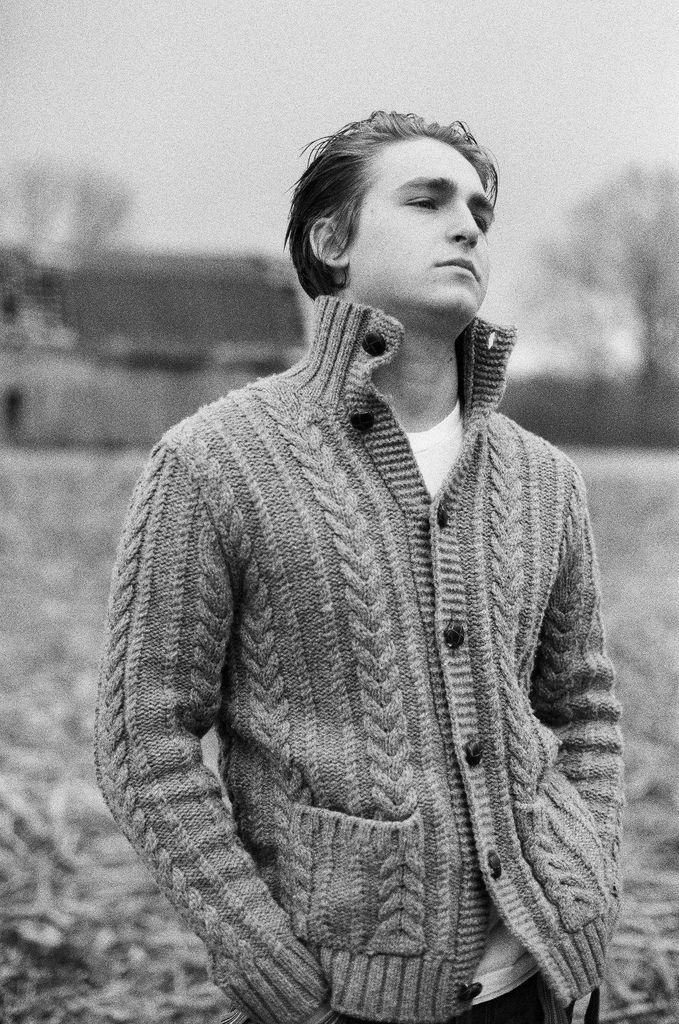 men knit cable cardigan, would love to knit this