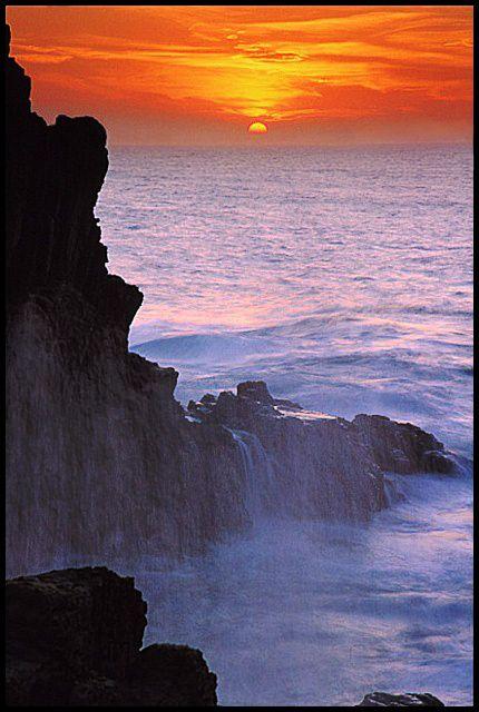 ✯ Cinque Terre Sunrise - Manarola, Italy