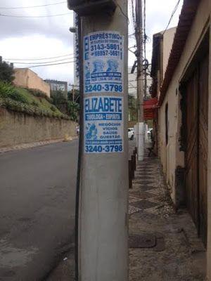 Blog do Rio Vermelho, a voz do bairro: Poluição visual aumenta na cidade e Sucom não enxe...