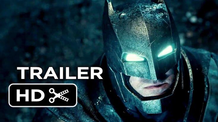 Superman gets all kinds of hate in the 1st OFFICIAL Teaser Trailer for Batman v Superman: Dawn of Justice.