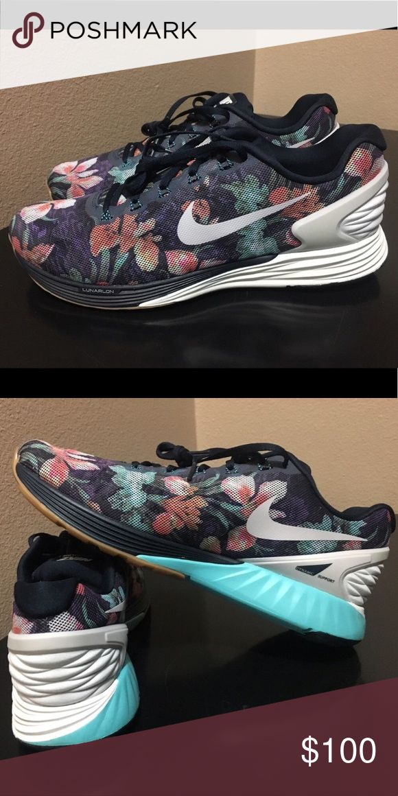 Nike lunarglide 6 photosynthesis deadstock Size 11.5 brand new with box Nike Shoes Sneakers