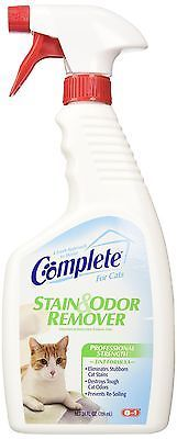LitterMaid Complete Cat Stain and Odor Remover Spray 24-Ounce (P-83080)