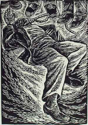 Elizabeth catlett and a special fear for my loved ones 1946 african american artistamerican artistsblack arts movementblack art