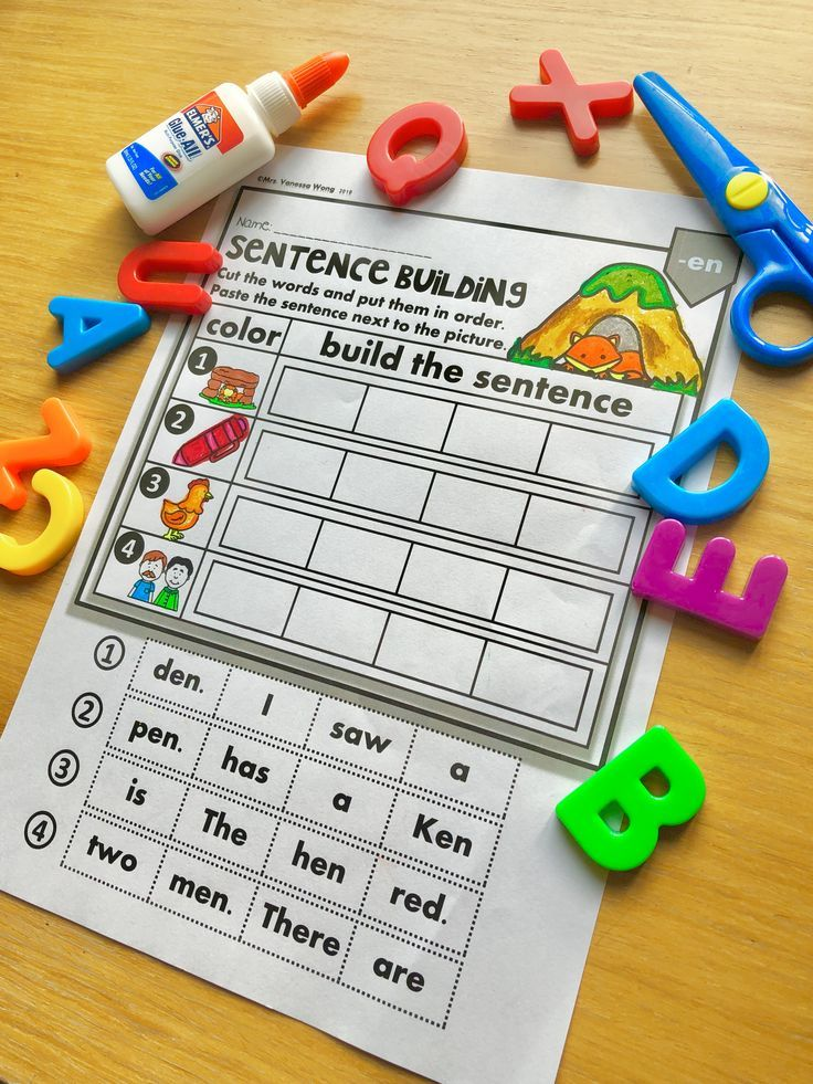 1 St Grade Toys To Help With Phonics