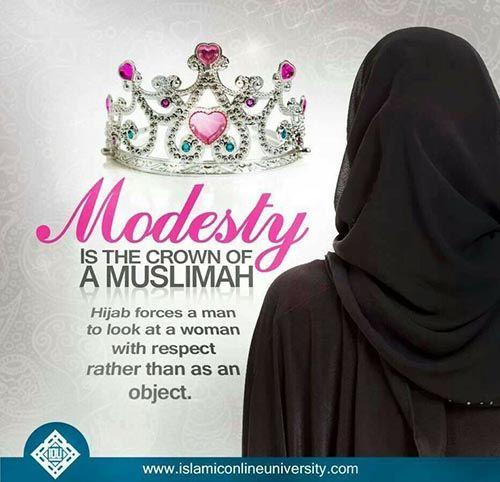 40+ Beautiful Muslim Hijab Quotes and Sayings