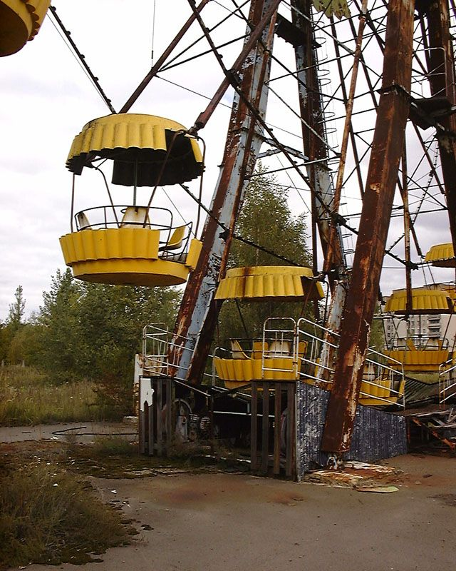 242 Best Images About Abandoned Amusement Parks On