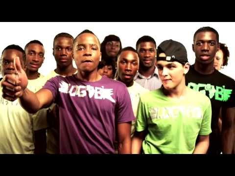 ▶ LOGOBI GT - UN BAIL KE YES! (CLIP OFFICIEL) - YouTube