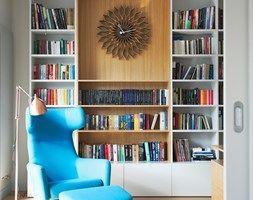 Apartament Ekopark - Gabinet, styl nowoczesny - zdjęcie od Soma Architekci