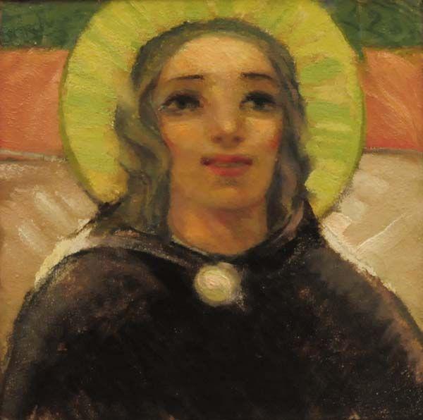 Paul-Émile BORDUAS - St-Jean (1935). Follow the biggest painting board on Pinterest: www.pinterest.com/atelierbeauvoir