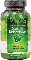Irwin Naturals Green Tea Fat Metabolizer™ - contains EGCG recommended by Dr. OzOmega 3 Fat, Drinks Green, Irwin Nature, Green Teas, Teas Fat, Drinks Plenty, Egcg Recommendations, Nature Green, Fat Metabolism