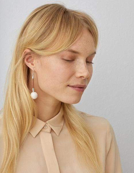 Aarikka Seita earrings: Seita earrings