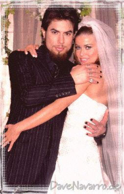 Dave Navarro And Carmen Electra They Were So Cute Together Sad