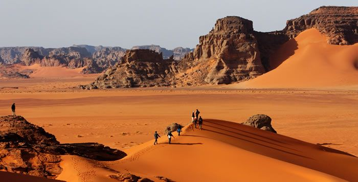 نتيجة بحث الصور عن صور الطبيعة طاسيلي Deserts Of The World Desert Tour Beautiful Landscapes