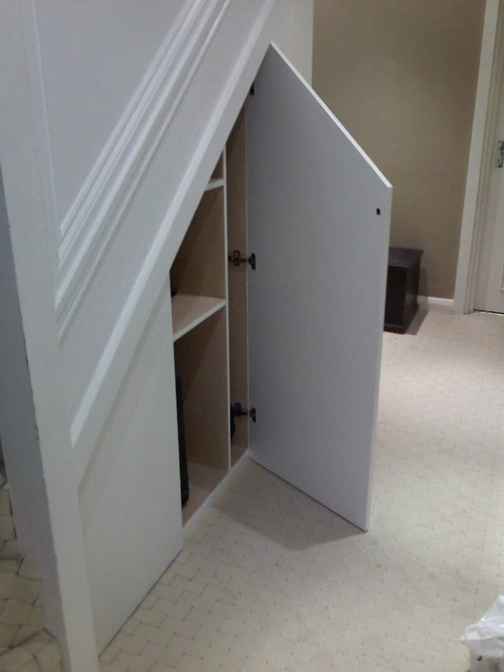 understair cupboard - Google Search