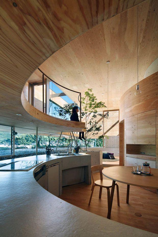 Architektur in Asien: Häuser als Katalysatoren des Wandels