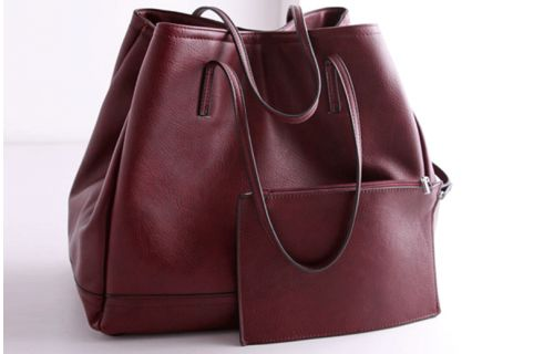 Zara Combine Tote Bag