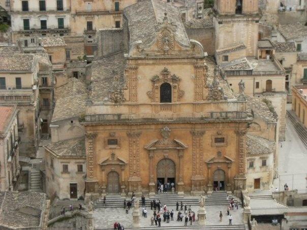 Modica -Italia-sicilia