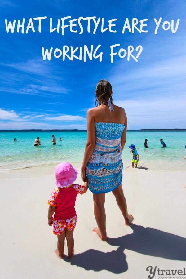 The Money Project - What Lifestyle Are You Working For?
