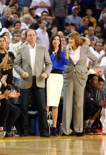 Golden State Warriors majority owner Joe Lacob