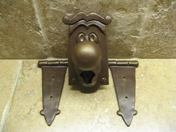 Disney Alice in Wonderland Doorknob and Hinges