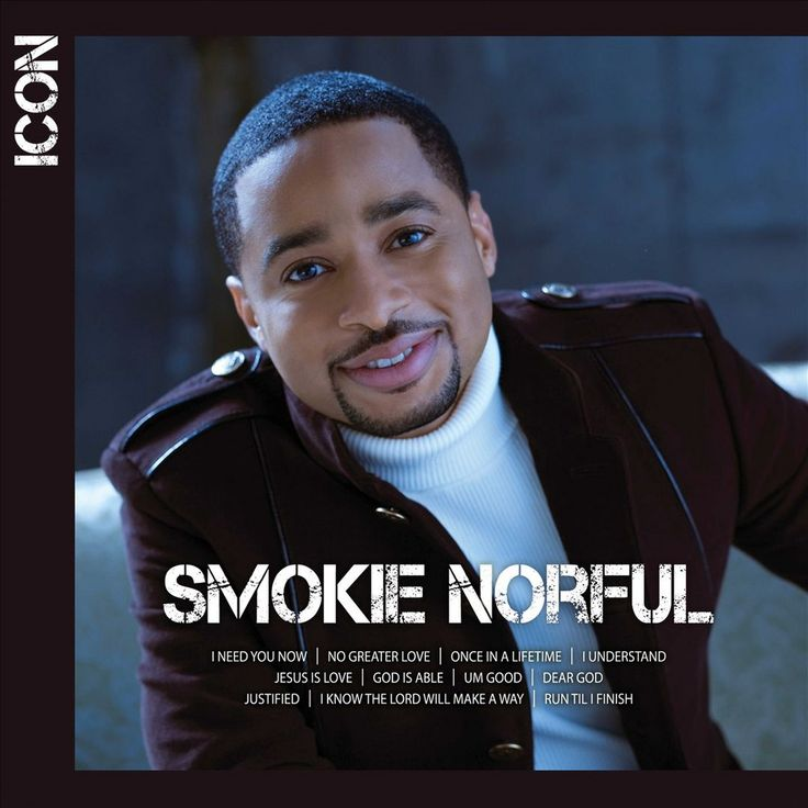 Smokie Norful - Icon (CD)