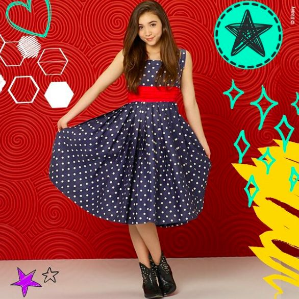 Rowan Blanchard as Riley