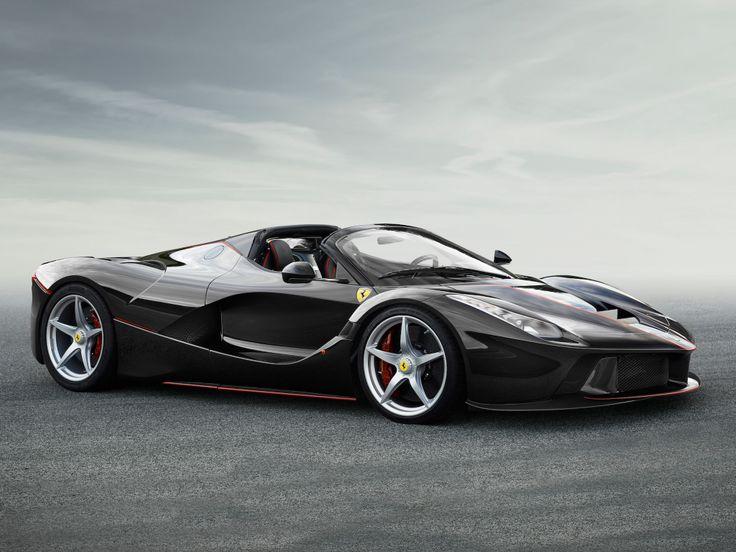 6. Ferrari LaFerrari Aperta: For many, Ferraris are idolized for their beauty simply because they ar... - Ferrari