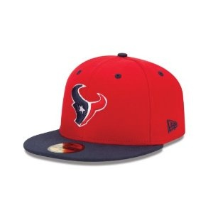 NFL Houston Texans Two Tone 59Fifty Fitted Cap