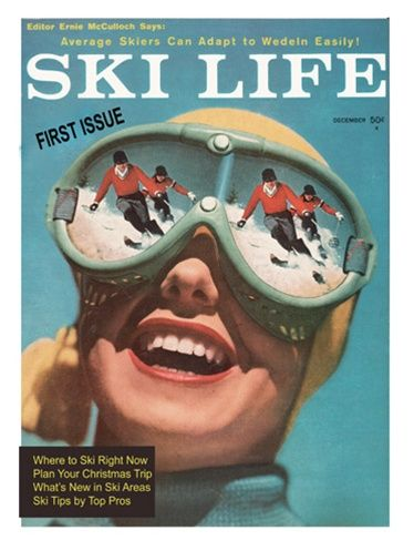 Ski Life- follow us www.helmetbandits.com like it, love it, pin it, share it!