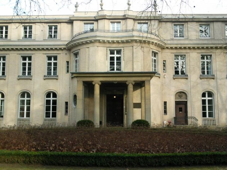 Haus der Wannsee-Konferenz - Berlin, Germany - History and Visitor Information