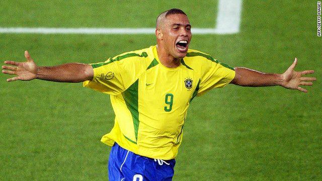 Ronaldo - Brazil