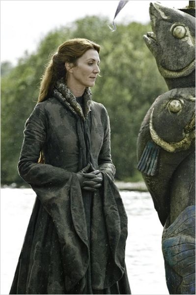 Kathryn. Game of Thrones : photo Michelle Fairley