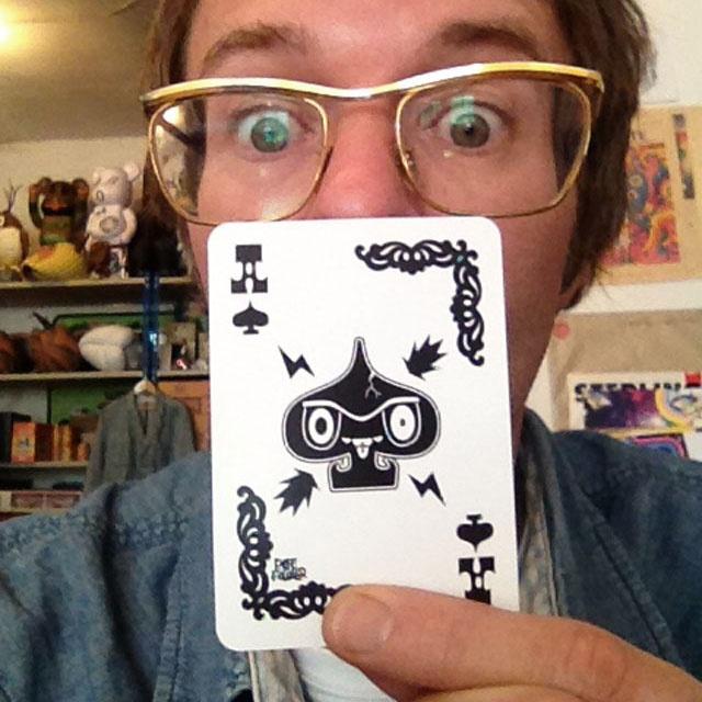 Spade A - Pete Fowler (GBR) - www.zeixs.com