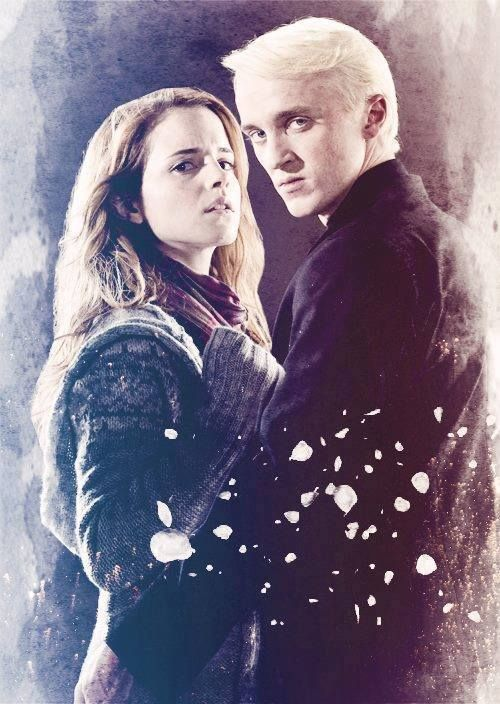 The worse has yet to come.... #battleofhogwarts #dramione