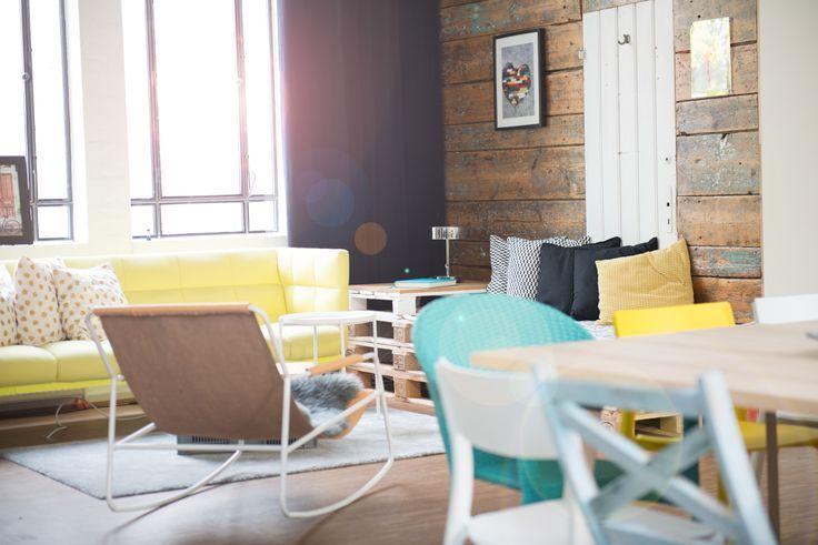 Sitzgelegenheiten schaffen – Arbeitszimmer Aufbewahrung