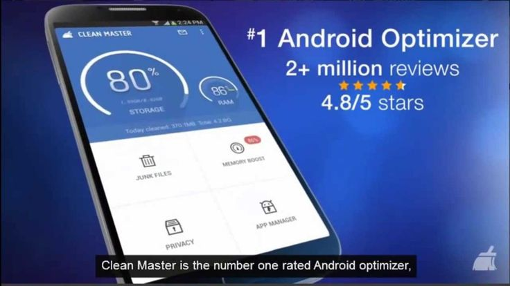 Download Clean Master (Speed Booster) APK | Top Tutorials & Android Apps Download Website
